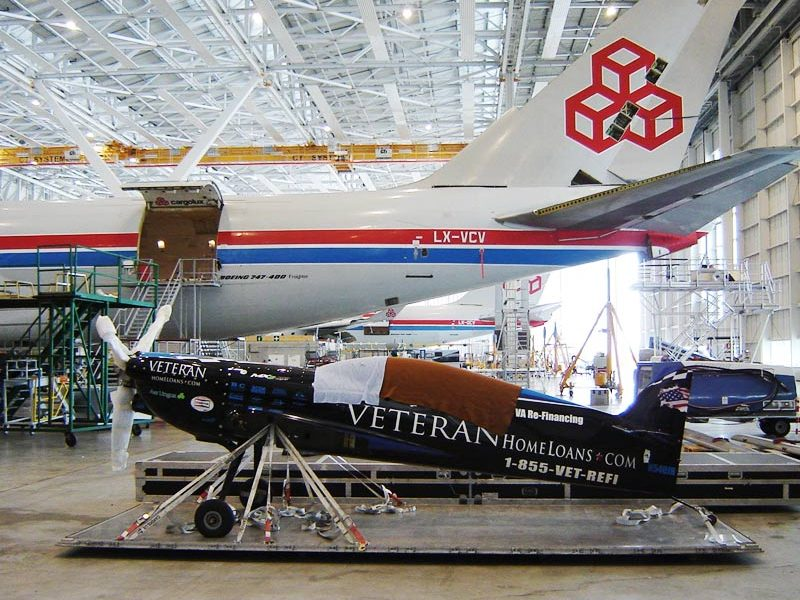 air freight, stunt plane, world class shipping